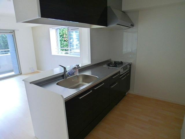 ボヌール レーベン / 601号室キッチン