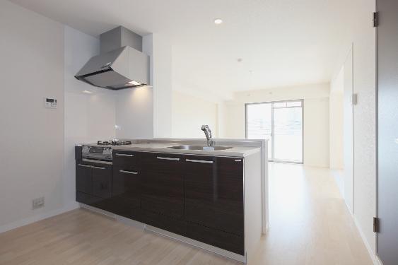 ボヌール レーベン / 603号室キッチン