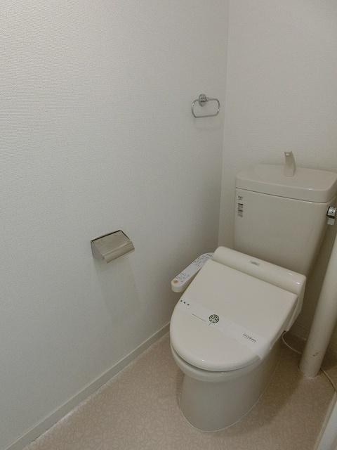 船越(義)ビル / 301号室トイレ