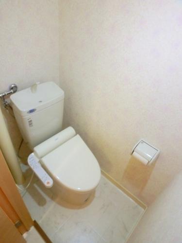 船越(義)ビル / 303号室トイレ