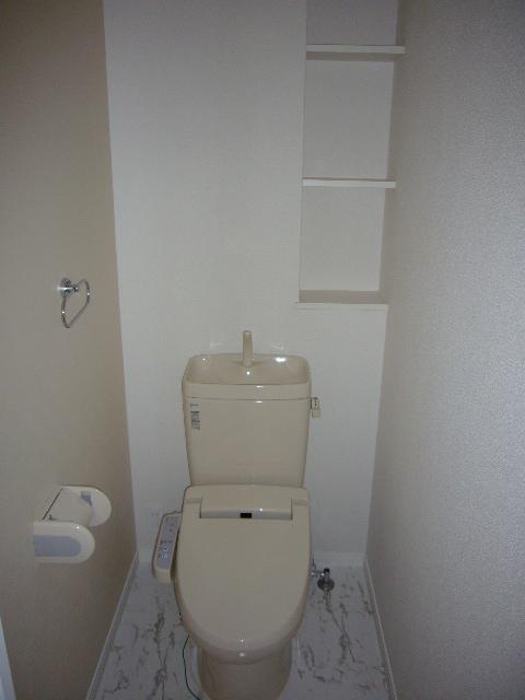 サントラップ / 203号室トイレ