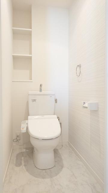 サントラップ / 401号室トイレ