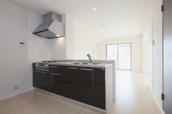 ココテラスK / 101号室キッチン