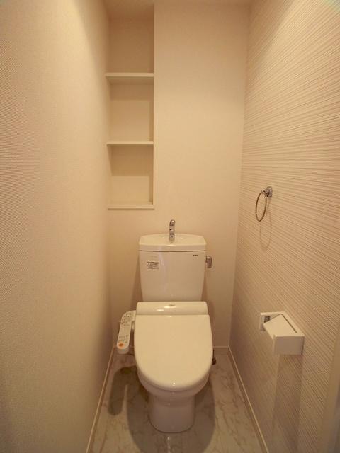 ココテラスK / 305号室トイレ
