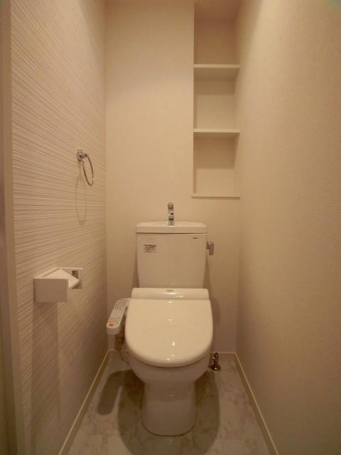 ココテラスK / 401号室トイレ