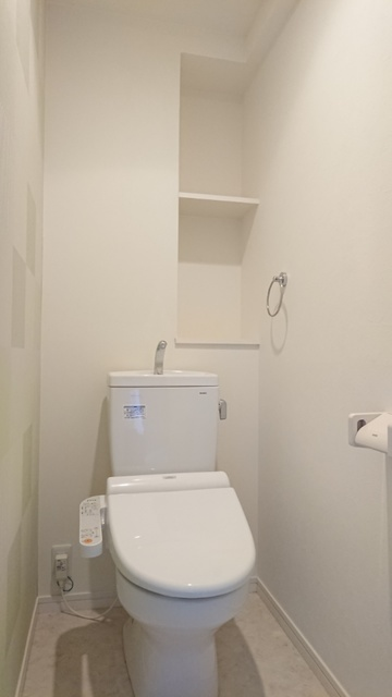ニーム若久(ペット可) / 402号室トイレ