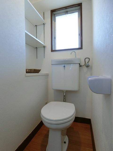 紙屋ビル / 506号室トイレ