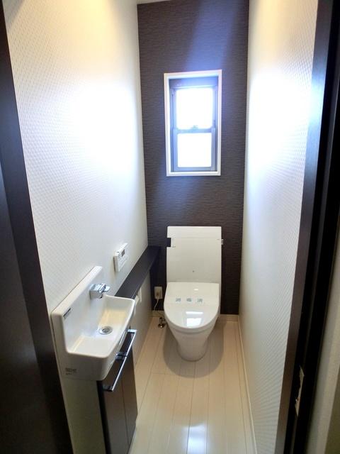 渡辺貸家 / 9号号室トイレ