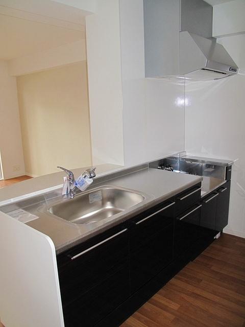 プレミールM / 203号室キッチン