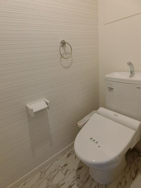 プレジデント正弥博多 / 502号室トイレ