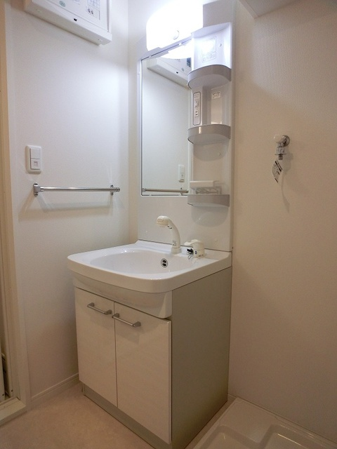 シエラハウス / 505号室洗面所
