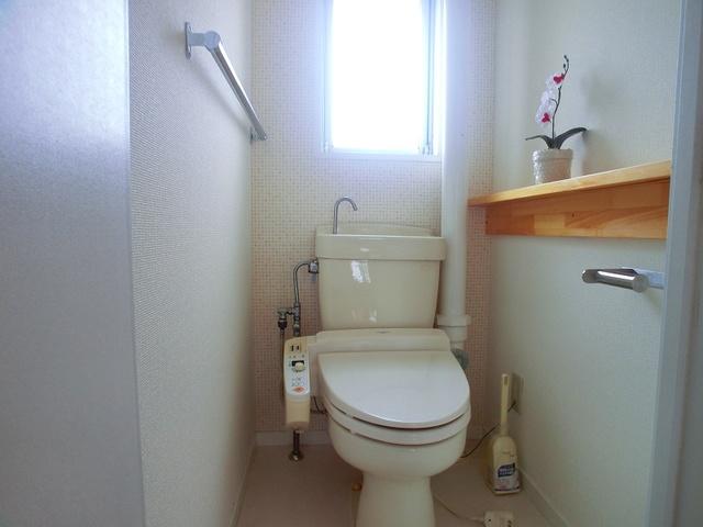 メゾーンハウス83 / 201号室トイレ