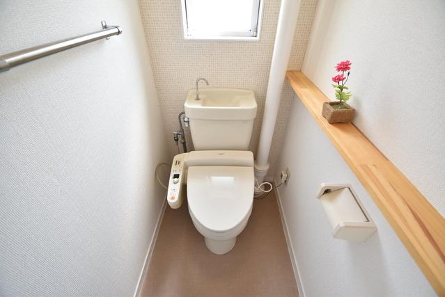 メゾーンハウス83 / 203号室トイレ