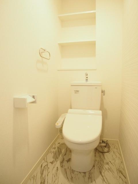 プラス カナール / 401号室トイレ