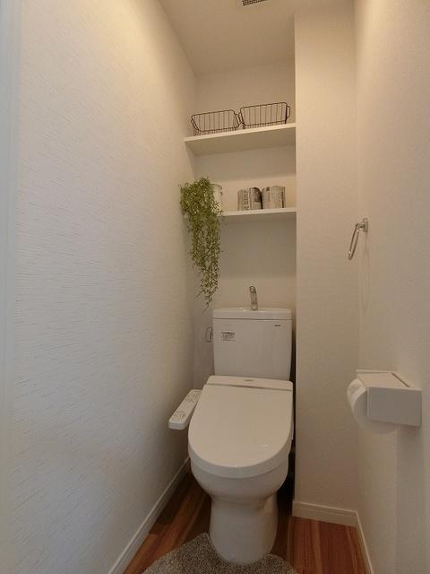 プラス カナール / 405号室トイレ