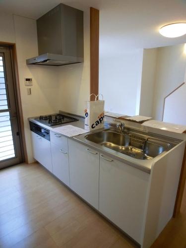 タウンハウス南福岡 / A戸建てキッチン