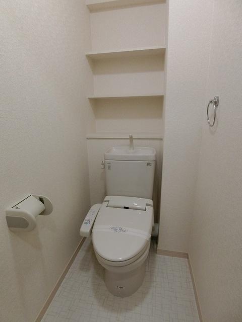 ラヴィ ヌーヴォ / 201号室トイレ