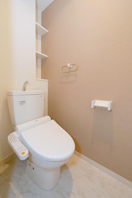 ドエル大橋南 / 103号室トイレ