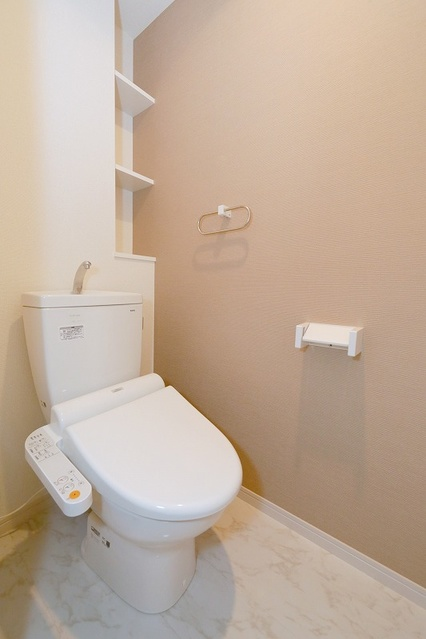 ドエル大橋南 / 201号室トイレ