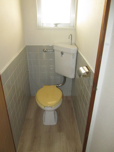 永松ビル / 207号室トイレ