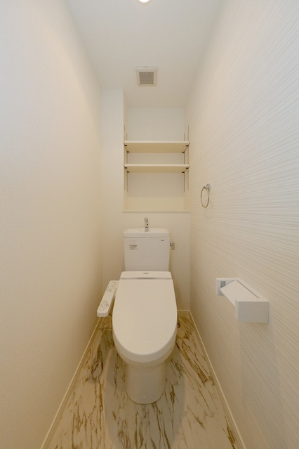 ル・シアン / 103号室トイレ