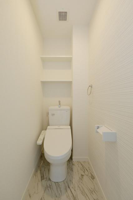 ブリエ ドミール / 302号室トイレ