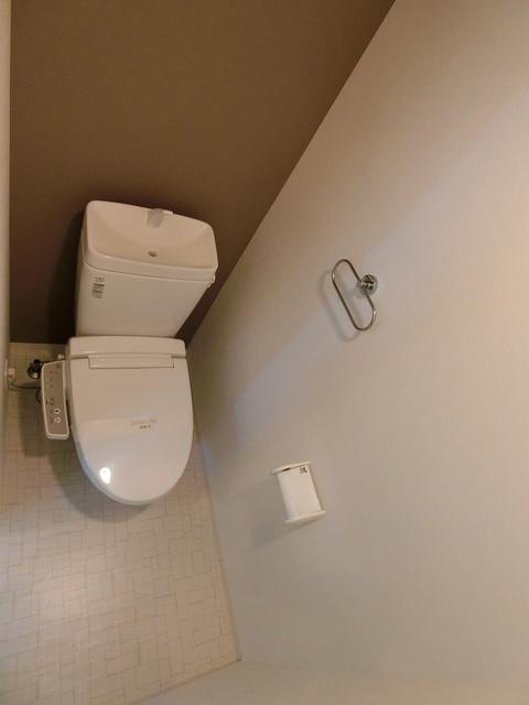 CB筑紫通ヴィラ / 202号室トイレ
