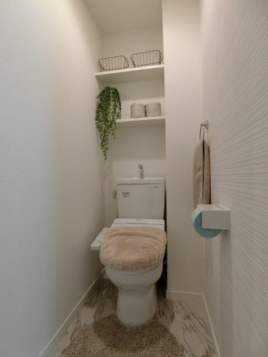 セキュアi25 / 403号室トイレ