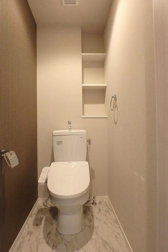 サクセス井尻 / 102号室トイレ