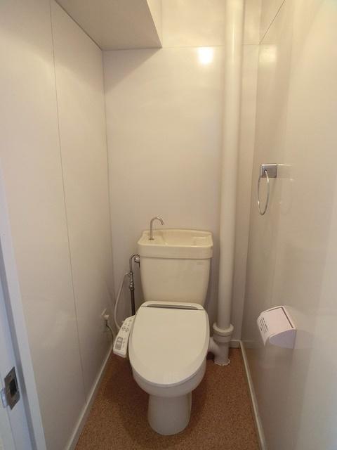 エクセレント36 / 207号室トイレ