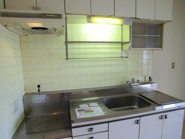 コーポウィステリア25 / 403号室キッチン