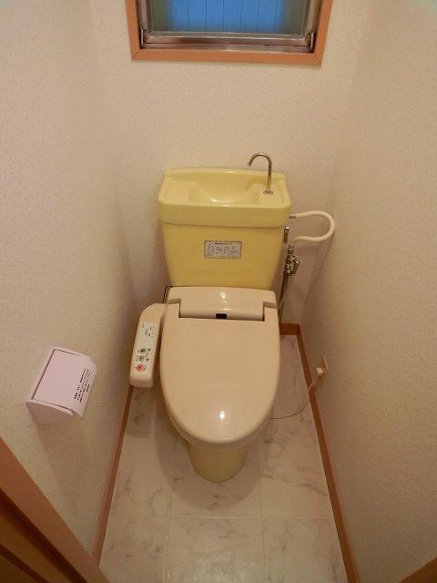 松岡コーポ / 103号室トイレ