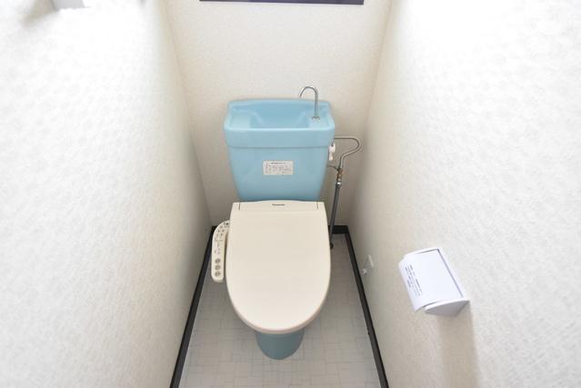 松岡コーポ / 206号室トイレ