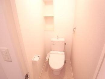 ※ベルエキップエム / 302号室トイレ