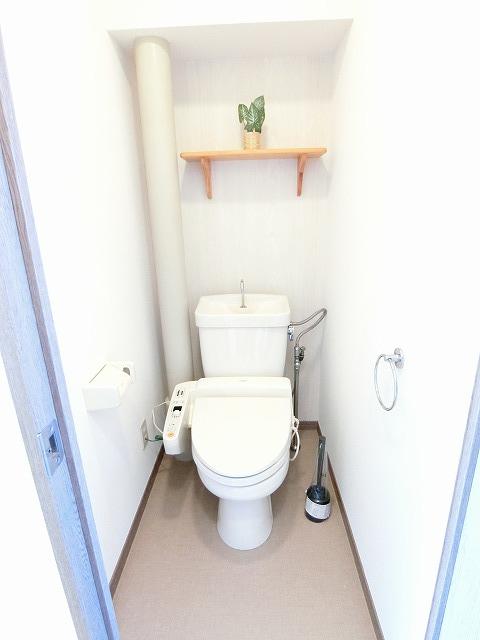 メゾンド・クレール / 306号室トイレ