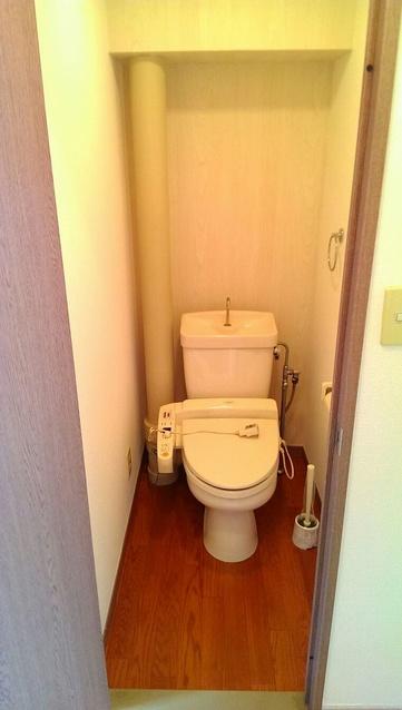 メゾンド・クレール / 603号室トイレ
