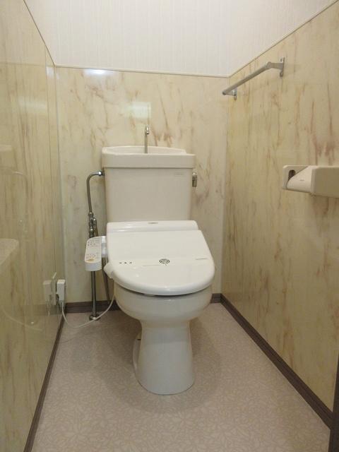 ウィズ野間 / 103号室トイレ