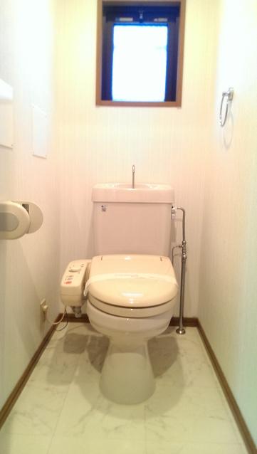 レグラス98 / 101号室トイレ
