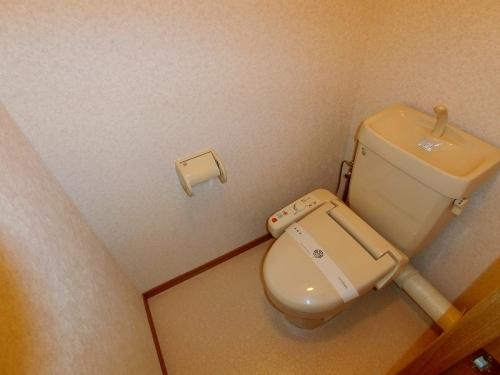 コスモコート / 207号室トイレ