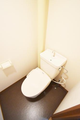 ジュネス井尻駅前 / 507号室トイレ