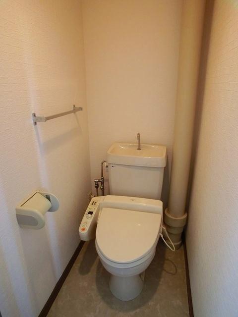 井尻第3ビル / 303号室トイレ