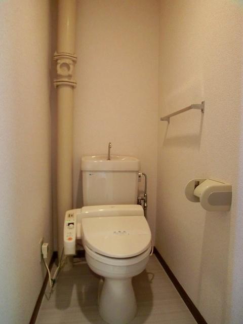 井尻第3ビル / 401号室トイレ