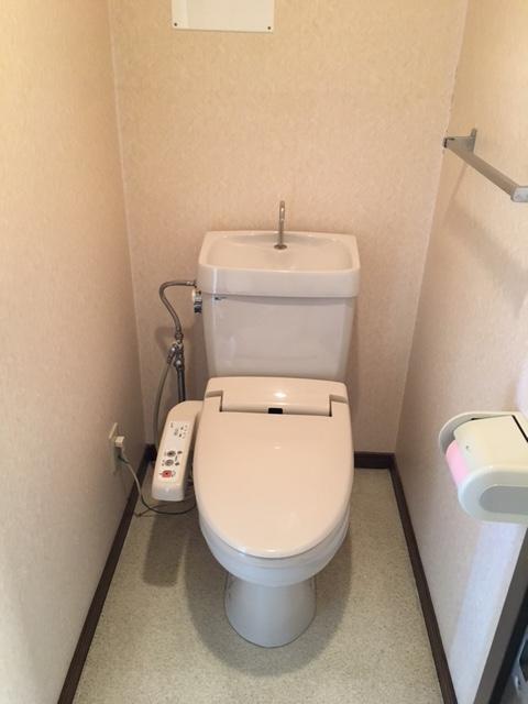 井尻第3ビル / 703号室トイレ