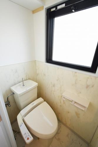 池の上ハイツ / 302号室トイレ