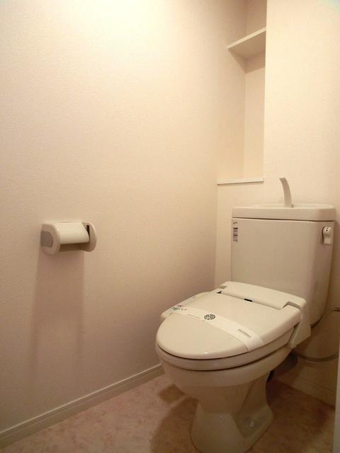 クレールブラン / 403号室トイレ