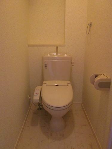 イーストパル博多Ⅱ / 502号室トイレ
