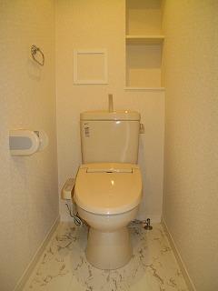 グラン・ジュテM / 501号室トイレ