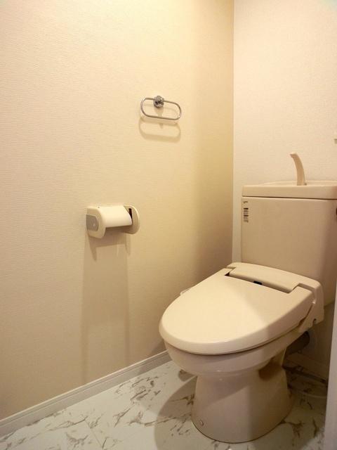 グラン・ジュテM / 502号室トイレ