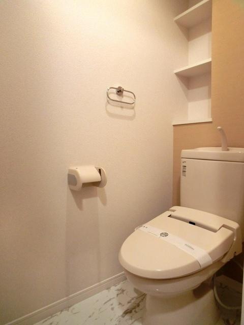 アークトゥルスY / 103号室トイレ