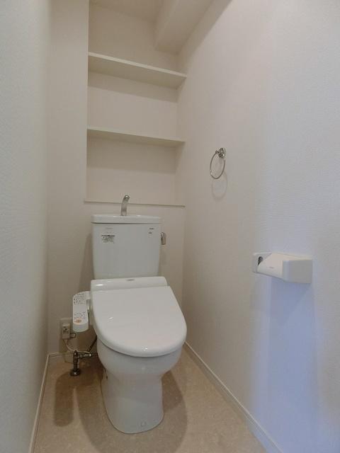 センティア塩原 / 302号室トイレ